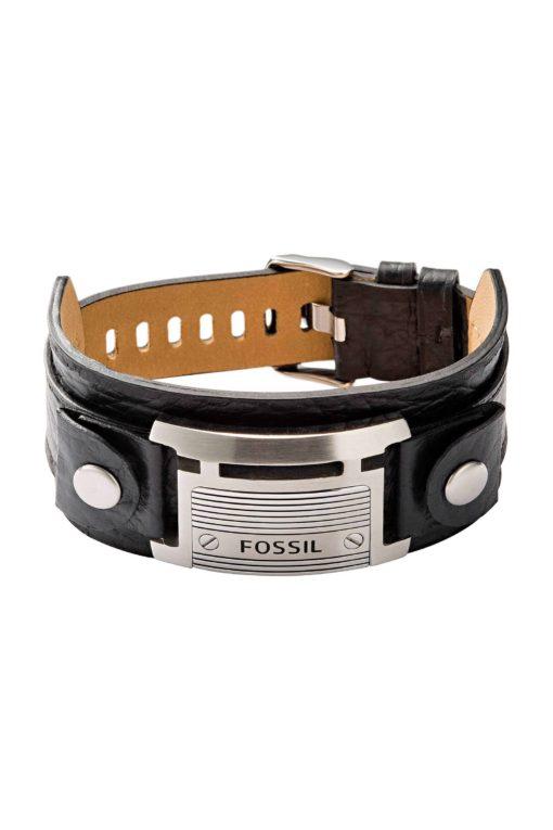 fossil-casual-heren-armband-jf84816040-zwart-4048803931257